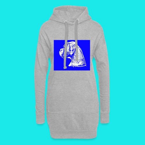 Lasko1234-jpg - Sweat-shirt à capuche long Femme