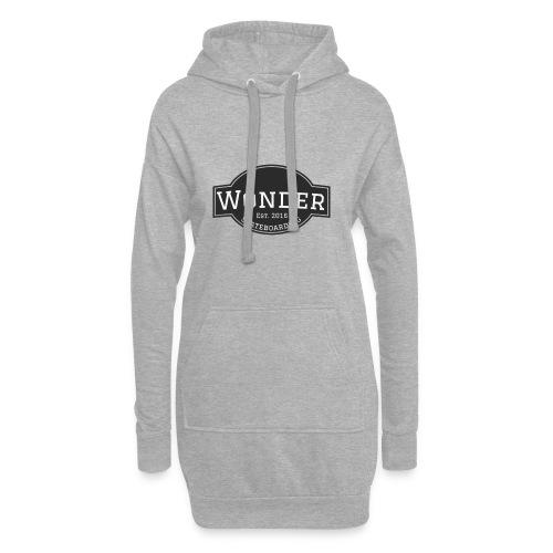 Wonder T-shirt - ol' small logo - Hoodie-kjole