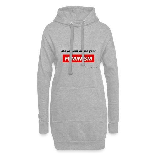 Feminism - Hoodie Dress
