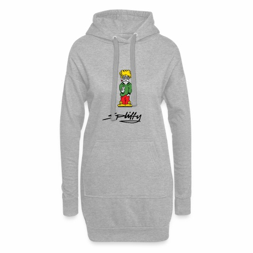 spliffy2 - Hoodie Dress