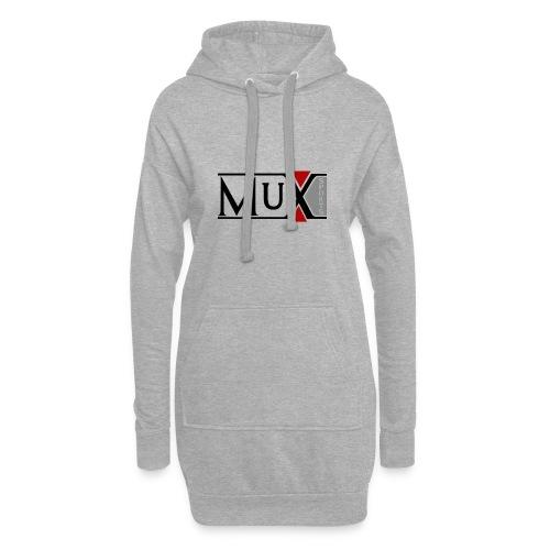 Muxsport - Hoodie-Kleid