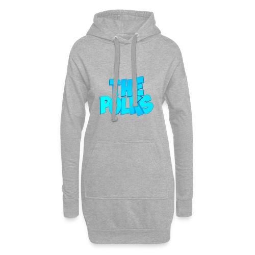 THEPolks - Sudadera vestido con capucha