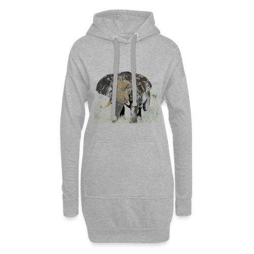 Elephant - Hoodie-Kleid