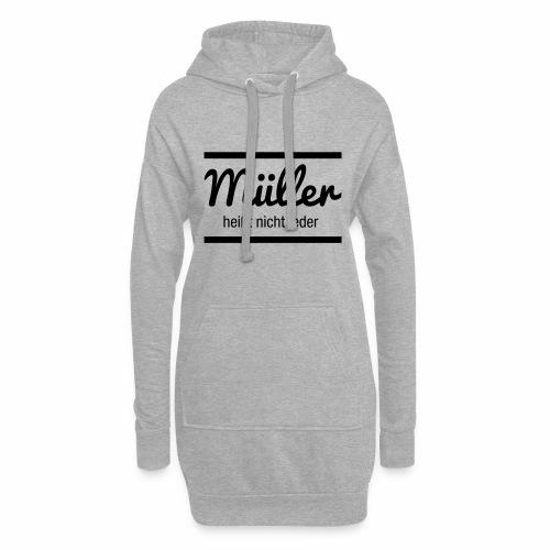 Müller Namensschild - Hoodie-Kleid