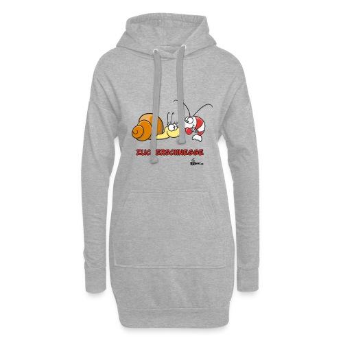zuckerschnegge - Hoodie-Kleid