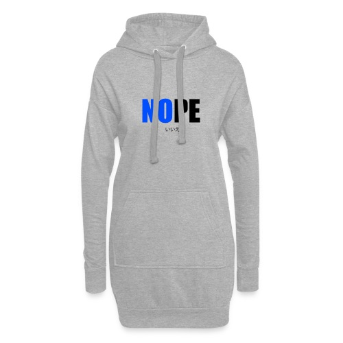 NOPE - Sweat-shirt à capuche long Femme