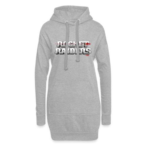 patame Rocket Raiders Logo - Hoodie-Kleid