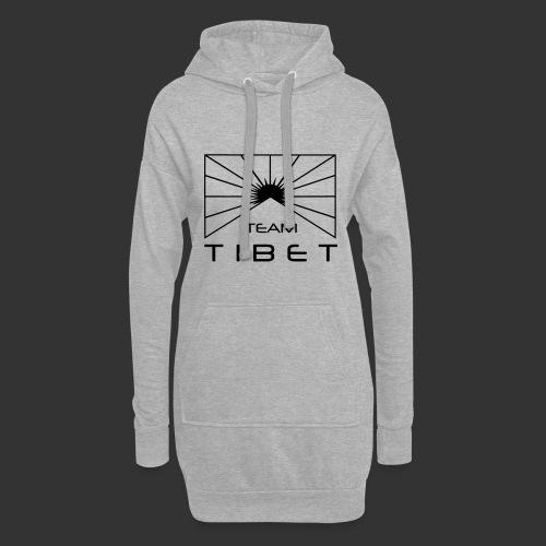 Team Tibet - Hoodie-Kleid