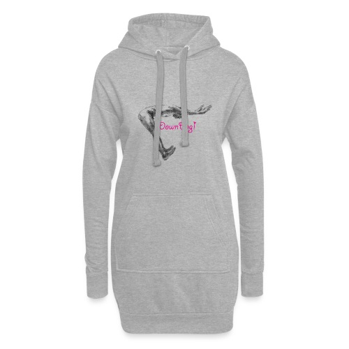 Down Dog Yoga - Hoodie Dress