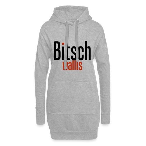 bitsch wallis - Hoodie-Kleid