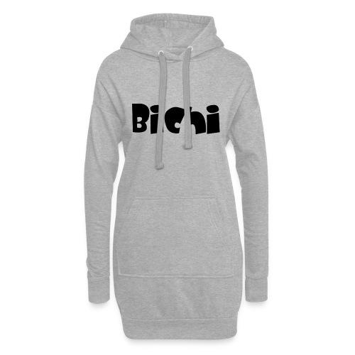 bichi camiseta - Sudadera vestido con capucha