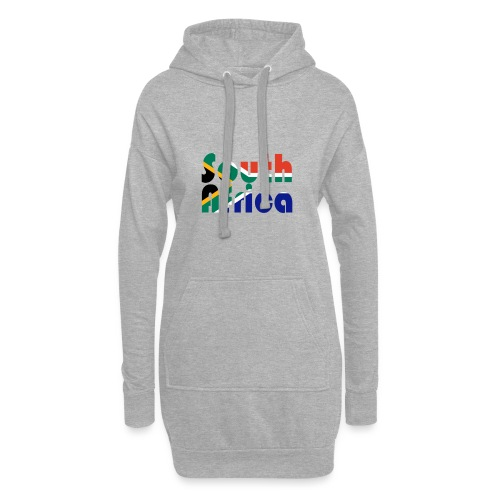 South Africa - Hoodie-Kleid