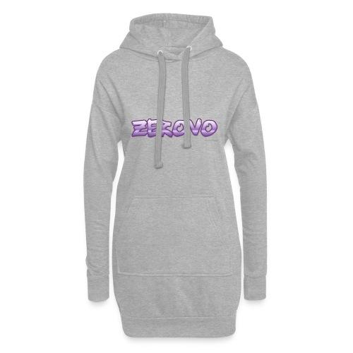 zerovomerchandise - Hoodiejurk