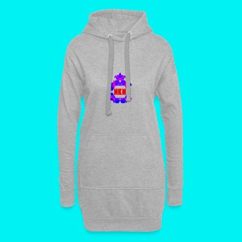 THE OFFICIAL NEUKADNEZZAR T-SHIRT - Hoodie Dress