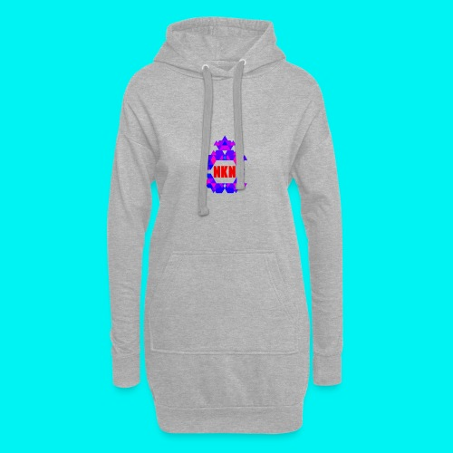 Nebuchadnezzar the ping - Hoodie Dress