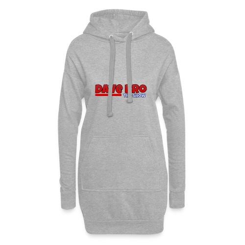 Dave Bro Logo - Hoodie-Kleid
