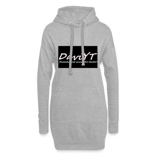 DaviYT Merch - Hoodie-Kleid