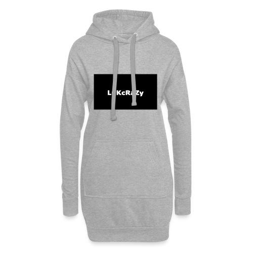 Folie1 - Hoodie-Kleid