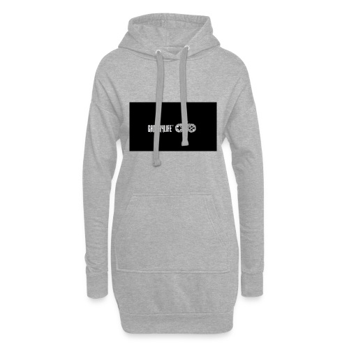 The Gamer4Life T-Shirt - Hoodie-Kleid
