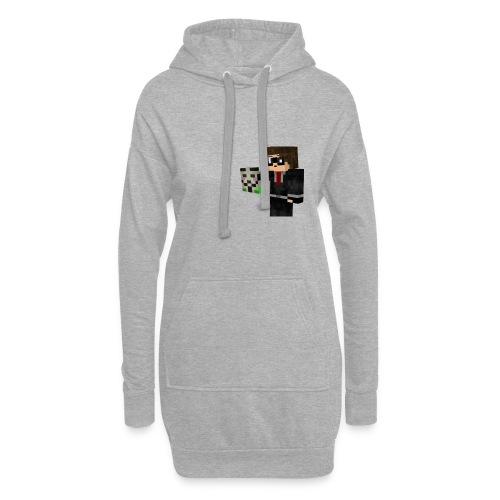 DieNoN4mes - Hoodie-Kleid