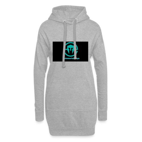 xxImmortalScope throwback - Hoodie Dress