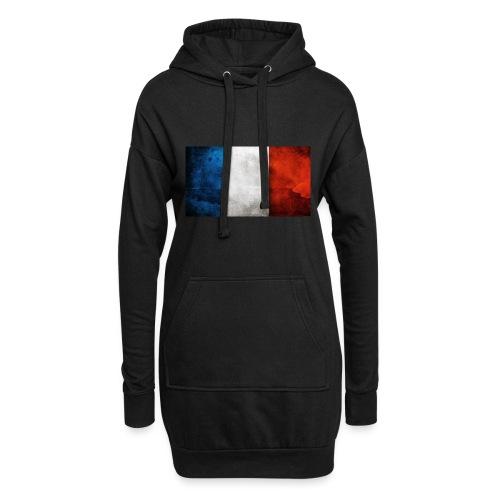 France Flag - Hoodie Dress