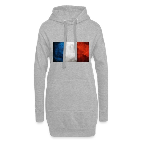 France Flag - Hoodie Dress