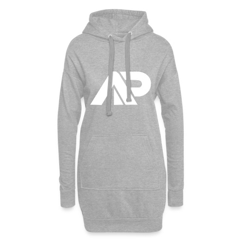 APGP Hvid - Hoodie-kjole