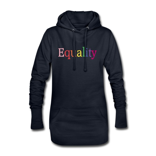 Equality   Regenbogen   LGBT   Proud - Hoodie-Kleid