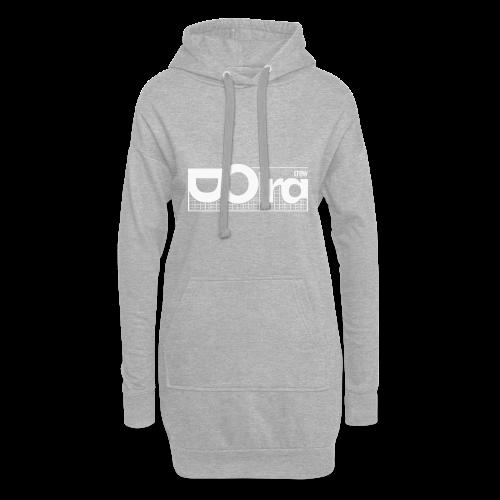 DORA Crew Logo —W - Vestitino con cappuccio