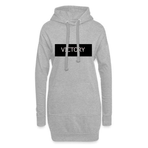 VICTORY - Hoodie Dress