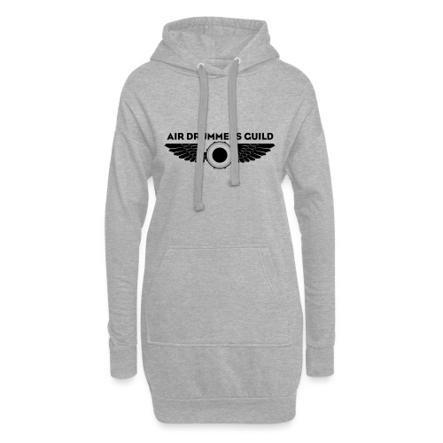 ADG Drum'n'Wings Emblem - Hoodie Dress