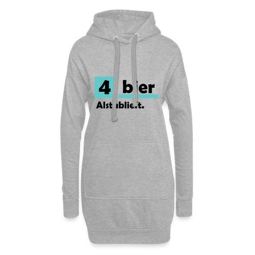 Vier-Bier-Aub - Hoodiejurk