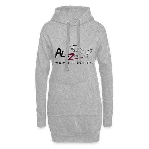 All Zet Logo - Hoodie-kjole