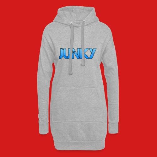 Junky Skate Blue - Hoodie Dress