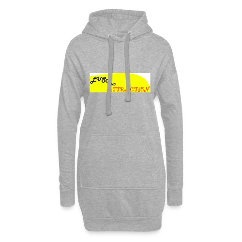 lust ans attraction - Hoodie Dress