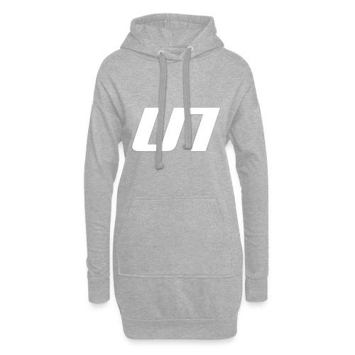 U1-Kollektion - Hoodie-Kleid
