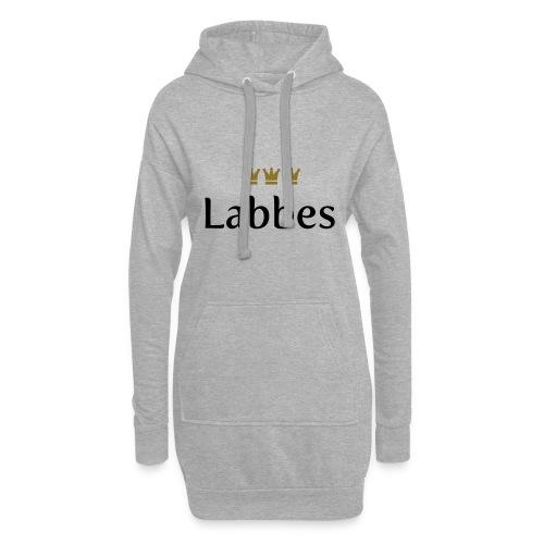 Labbes (Köln/Kölsch/Karneval) - Hoodie-Kleid