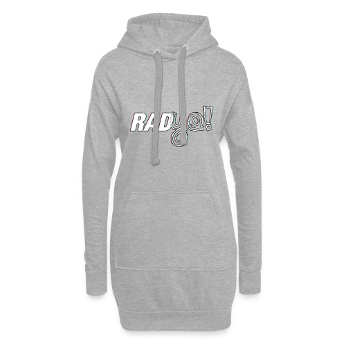 RADYO! - T-Shirt - Hoodie-Kleid