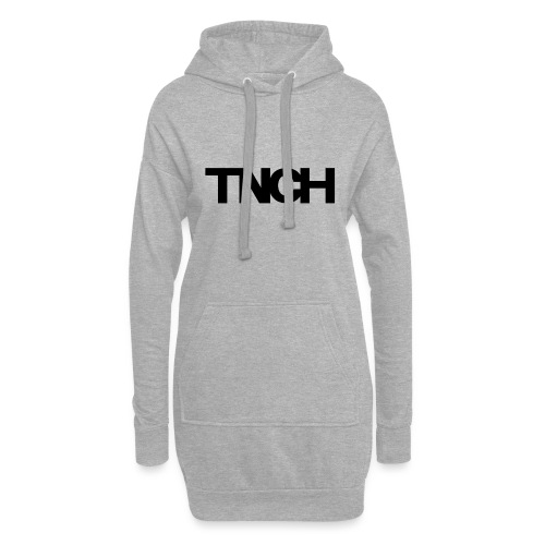 TNCHblack - Hoodie Dress