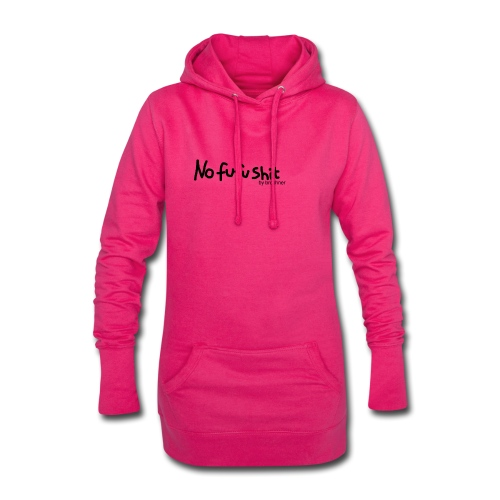 no fufu shit by brochner - Hoodie-kjole