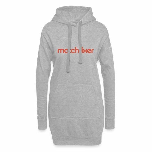 matchfixer - Hoodiejurk