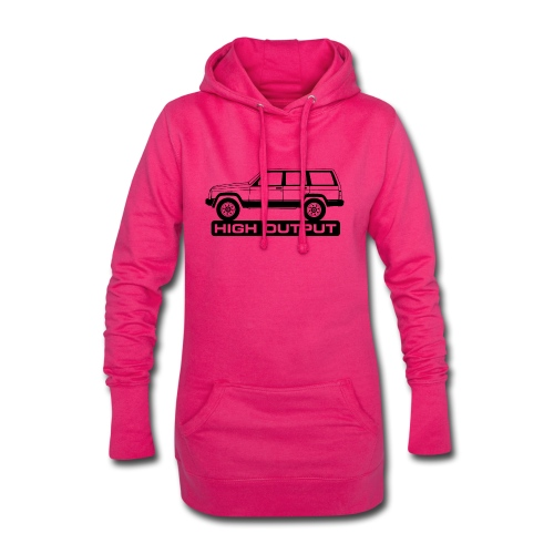 Jeep XJ High Output - Autonaut.com - Hoodie Dress