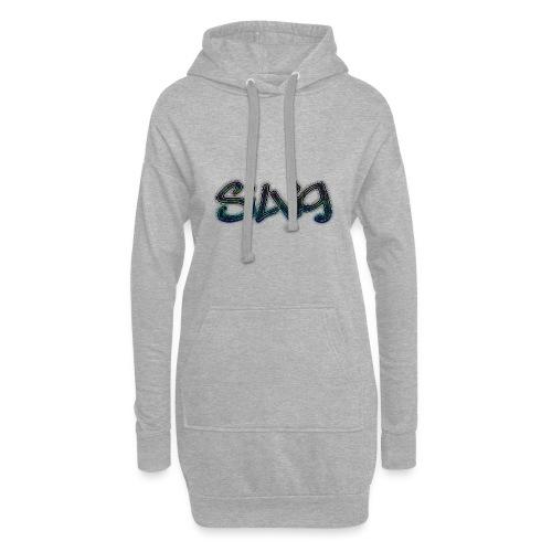 SilViG logo limited - Hoodie-kjole