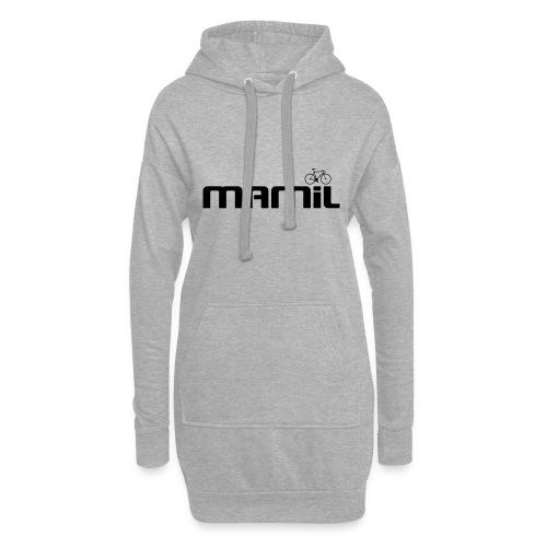 mamil1 - Hoodie Dress