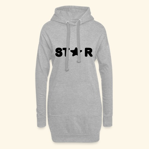 Star of Stars - Hoodie Dress