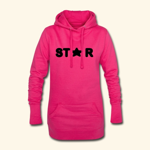 Star of Stars - Hoodie Dress