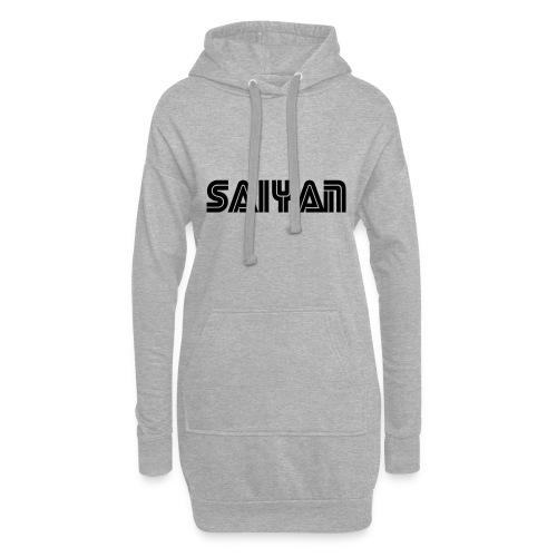 saiyan - Hoodie Dress