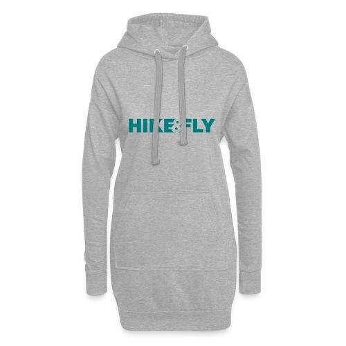 Hike Fly - Hoodie-Kleid