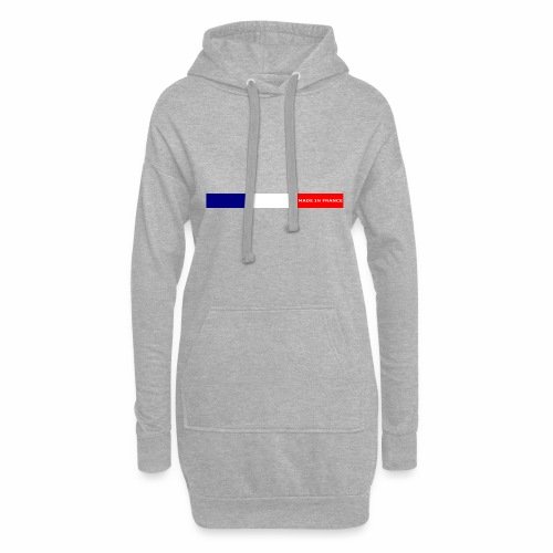 Made in France - Hoodie Dress